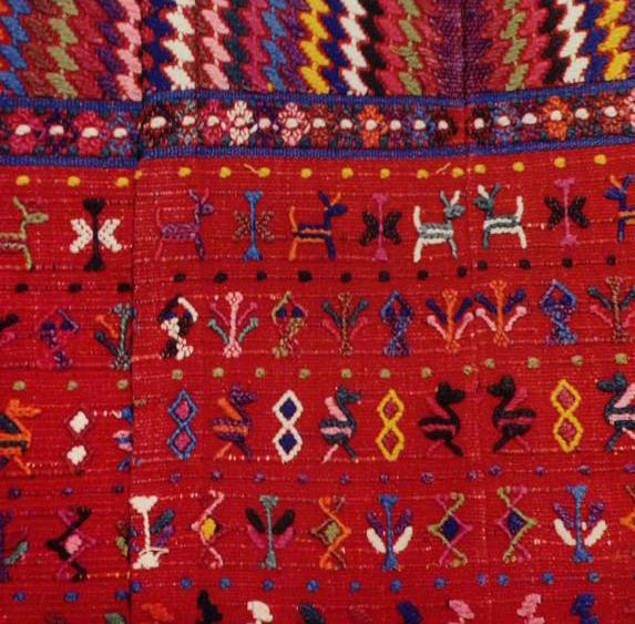 brocade weaving